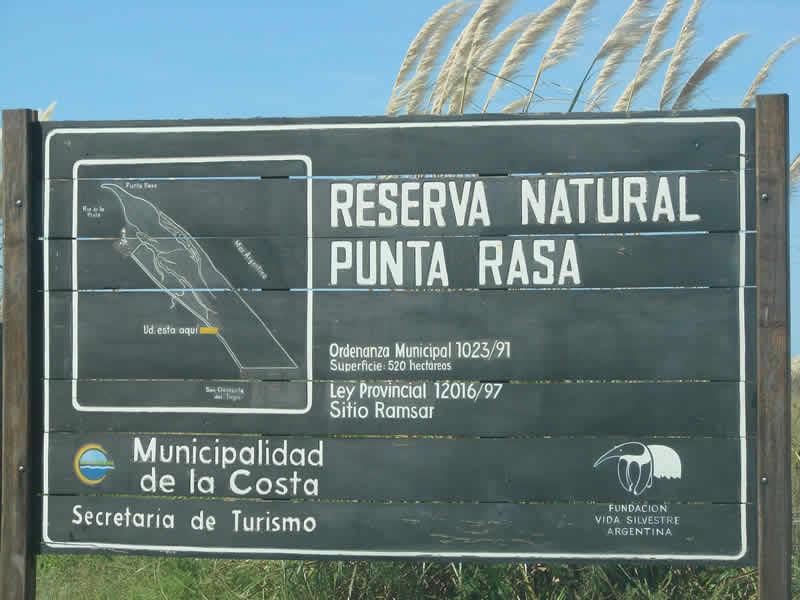 Reserva Punta Rasa La Costa