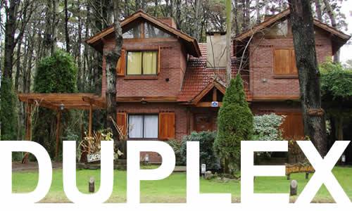 Costa del Este cabañas y duplex