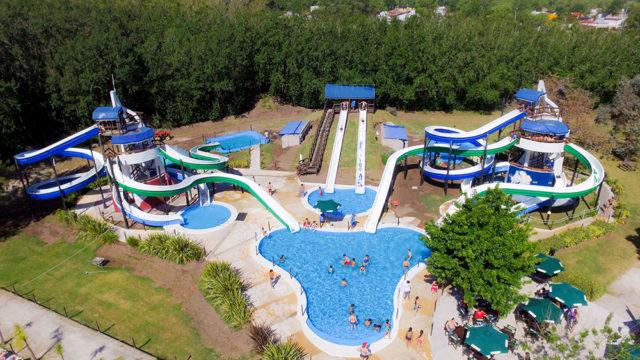 Parque acuatico La Costa