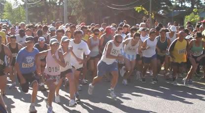 Foto Maraton en Costa del Este LARGADA